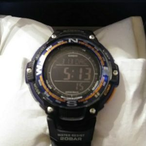 Casio Accessories - Casio Men's Watch 200M Water Resistant
